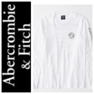 アバクロンビーアンドフィッチ(Abercrombie&Fitch)の◎S◎新品正規品◎アバクロ◎ロングTシャツ◎送料込 (Tシャツ/カットソー(七分/長袖))