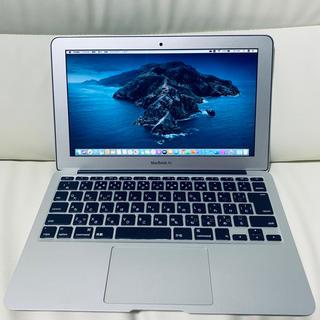 アップル(Apple)のMacBook 2014 early 11インチ 128GB 8GB(ノートPC)