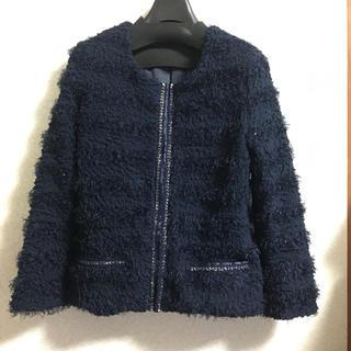 FRAY I.D - セール出品♡FRAY I.Dフレイアイディーおしゃれノーカラージャケット♡