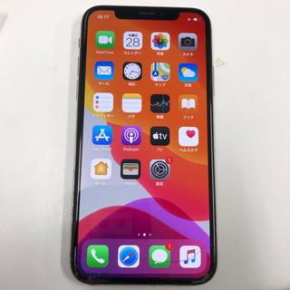 アイフォーン(iPhone)のiPhoneX 256 58886(スマートフォン本体)