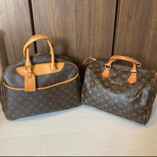 LOUIS VUITTON - 正規品ルィヴィトン2点セット、バック