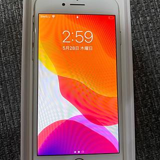 アイフォーン(iPhone)のiPhone8 256GB au 白 ホワイト 本体(スマートフォン本体)
