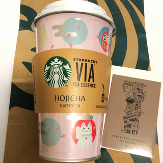 Starbucks Coffee - スターバックス ヴィア ほうじ茶12本入り 東京界隈限定