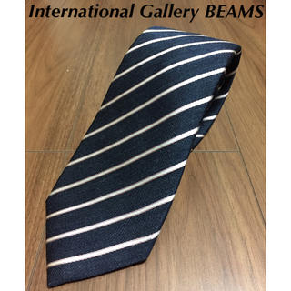 BEAMS - 【美品】International Gallery BEAMS  ネクタイ