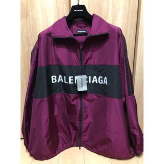 Balenciaga - 【新品】確実正規品 BALENCIAGA トラックジャケット ナイロンジャケット