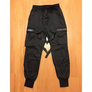 タクティカルパンツ 黒 6ポケット カーゴパンツ Blacktailor(ワークパンツ/カーゴパンツ)