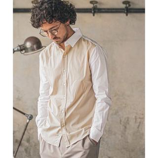 カンビオ(Cambio)のCAMBIO 切り替えシャツ(シャツ)