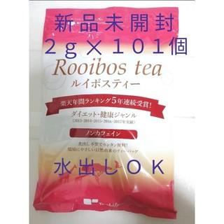 ティーライフ(Tea Life)のルイボスティー ティーライフ 100個 + 1個入【新品未開封】(茶)