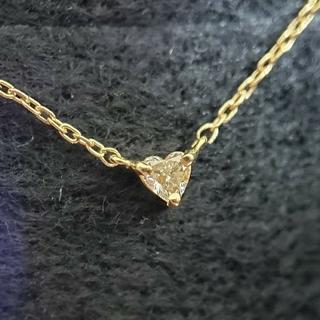 AHKAH - ◆ahkah blanc アーカーブラン◆ダイヤモンド◆K18金◆ネックレス◆