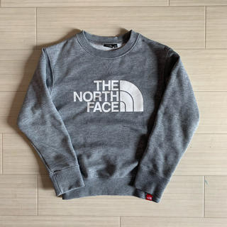 THE NORTH FACE - THE NORTH FACE 120cm ロゴスウェット