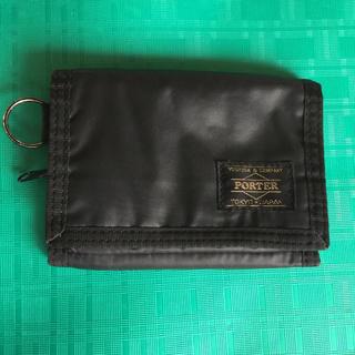 ポーター(PORTER)のポーター三つ折り財布(折り財布)
