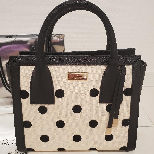 kate spade new york(ケイトスペードニューヨーク)の予約キャンセルにつきお値下げ出品します😢ケイトスペード バッグ レディースのバッグ(ハンドバッグ)の商品写真