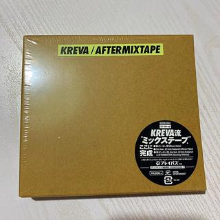 KREVA 新品 AFTERMIXTAPE(初回限定盤A)(ヒップホップ/ラップ)