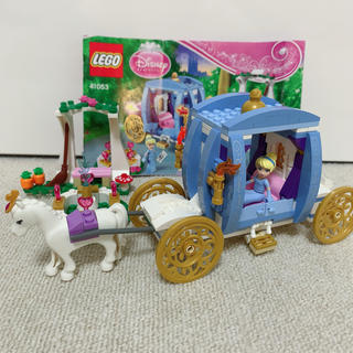 Lego - レゴ シンデレラ レゴフレンズ 馬車 プリンセス