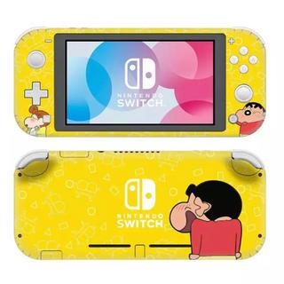 Nintendo Switch - 〖新品〗クレヨンしんちゃん③ 任天堂Switch 保護スキンシール ✦汚れ防止