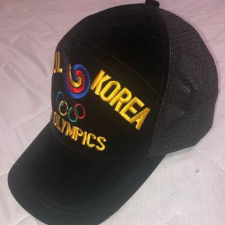 ビッグバン(BIGBANG)のPEACEMINUSONE G-DRAGON ソウルオリンピックキャップ(キャップ)