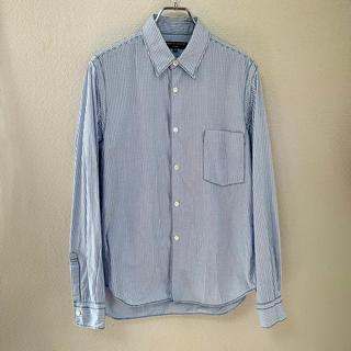 コムデギャルソン(COMME des GARCONS)のCOMME des GARCONS HOMME □シャツ□XS(シャツ)