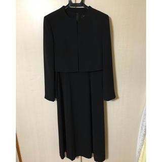 女性用喪服 半袖長袖セット(礼服/喪服)