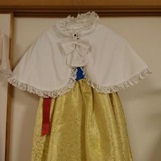 ディズニー(Disney)のビビディバビディブティック ケープ 100-130 100 110 120 13(ドレス/フォーマル)
