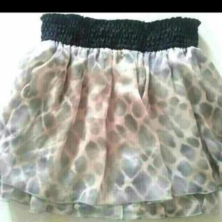 セシルマクビー(CECIL McBEE)のセシルマクビー キュロットスカート(キュロット)
