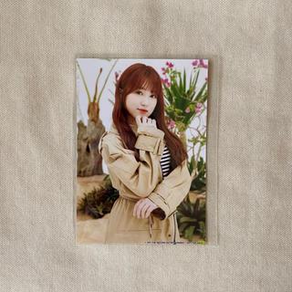 エイチケーティーフォーティーエイト(HKT48)のIZ*ONE 矢吹奈子 生写真(K-POP/アジア)
