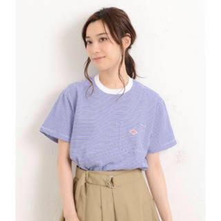 DANTON - DANTON ボーダーTシャツ サイズ34