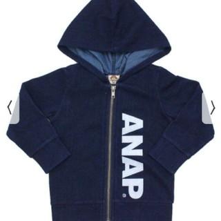 アナップキッズ(ANAP Kids)のANAPkids新品デニムパーカー(ジャケット/上着)