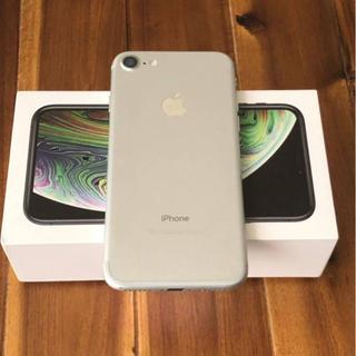 Apple iPhone 7 128gb simフリー(スマートフォン本体)