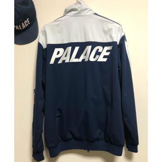 シュプリーム(Supreme)のpalace  adidas jacket (ナイロンジャケット)