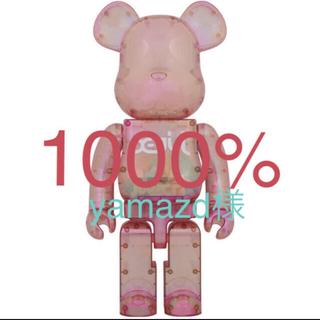 X-girl × BE@RBRICK  1000%(模型/プラモデル)
