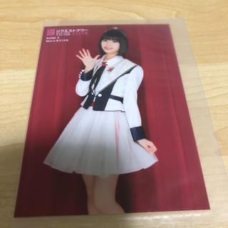 エヌジーティーフォーティーエイト(NGT48)の高倉萌香 生写真 AKB リクエストアワー 2018 封入(アイドルグッズ)