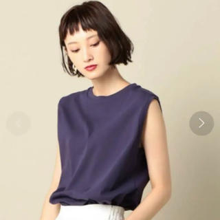 BEAUTY&YOUTH UNITED ARROWS - beauty & youth UNITED ARROWS ノースリーブ