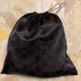グッチ(Gucci)のGUCCI グッチ 保存袋 巾着袋 (ショップ袋)
