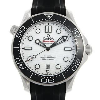 オメガ(OMEGA)のオメガ シーマスター ダイバー300 コーアクシャル マスタークロノメーター (腕時計(アナログ))