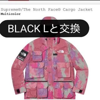 シュプリーム(Supreme)のsupreme the north face cargo jacket mult(ナイロンジャケット)