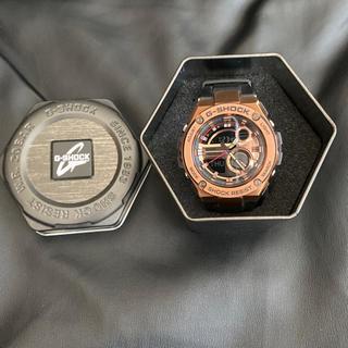 ジーショック(G-SHOCK)のG-SHOCK ジースチールモデル 美品(腕時計(デジタル))
