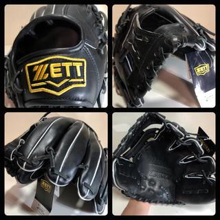 ZETT - ◆未使用品 迅速発送◆ ZETT 一般 軟式 グローブ 新品 ボール付き★