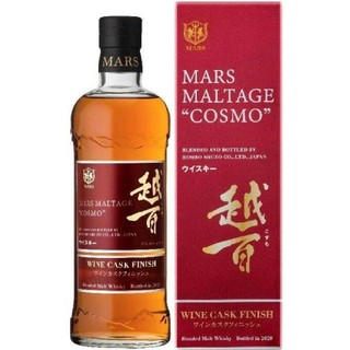 マース(MARS)のマルスモルテージ越百 ワインカスクフィニッシュ(ウイスキー)