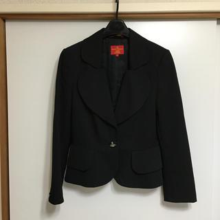 ヴィヴィアンウエストウッド(Vivienne Westwood)のVivienne Westwood Red Label  ラブデザインジャケット(テーラードジャケット)