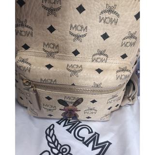 MCM - MCM リュック Ꮇサイズ