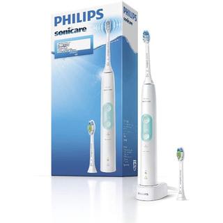 フィリップス ソニッケアープロテクトクリーンプラス 電動歯ブラシ ホワイトミント