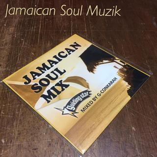 レゲエ CD G-Conkarah  JAMAICAN SOUL MIX(ワールドミュージック)