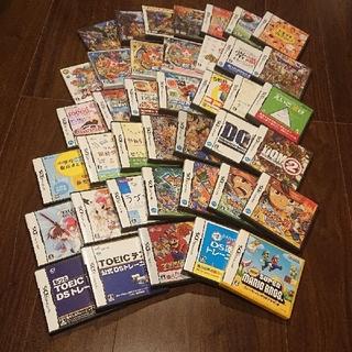 ニンテンドーDS - DS  3DS   ソフト 40本 まとめ売り