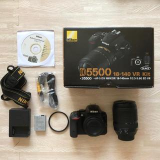 Nikon - Nikon D5500 18mm-140mm レンズキット