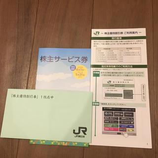 JR東日本株主優待券(その他)