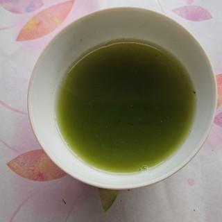 新茶 静岡県産 深むし茶 100g3袋(茶)