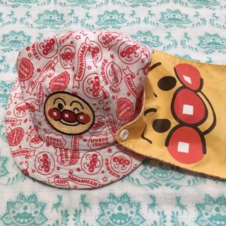 アンパンマン - アンパンマン ハット 帽子 48cm