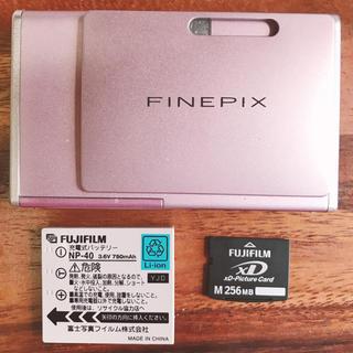 フジフイルム(富士フイルム)の充電器無FINEPIXZ23ファインピックスFUJIFILM富士フィルムデジカメ(コンパクトデジタルカメラ)