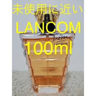 ランコム(LANCOME)の【未使用に近い】LANCOME トレゾア オーデパルファム 100ml(香水(女性用))
