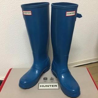 ハンター(HUNTER)の新品未使用 Hunter レインブーツ(レインブーツ/長靴)